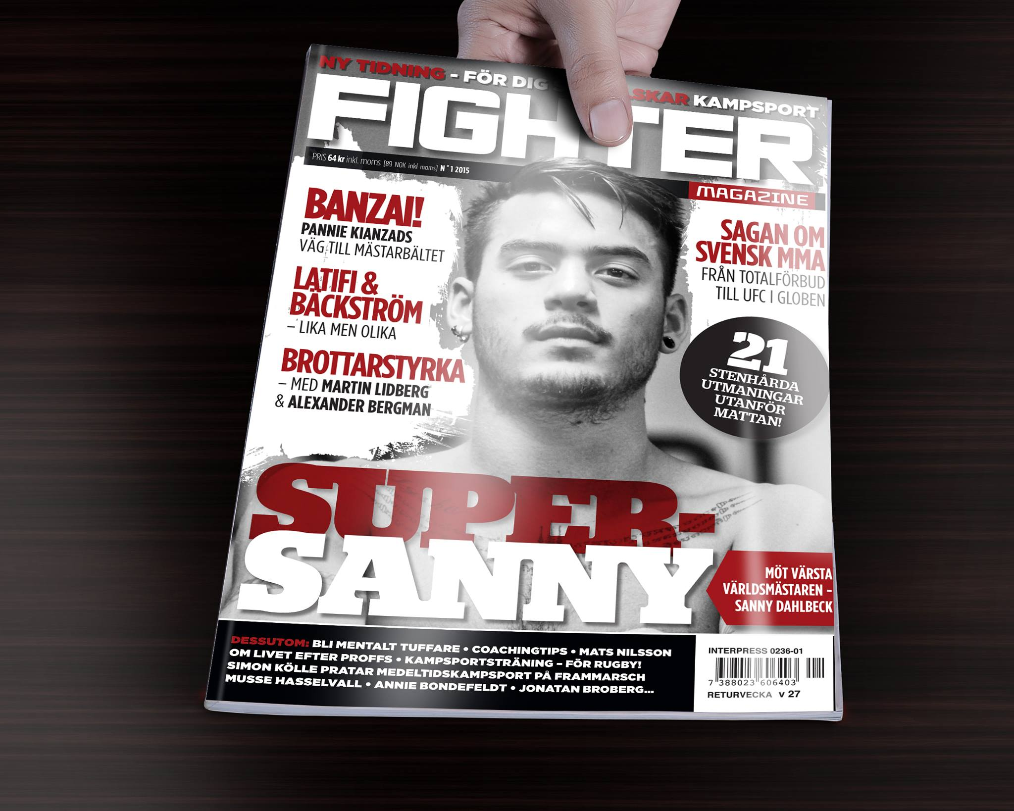 Fighter Magazine 1-2015
