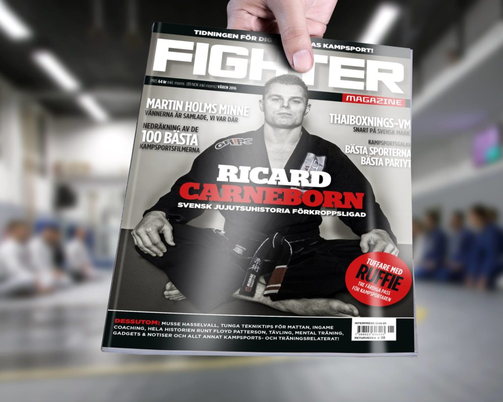 Fighter Magazine 1-2016