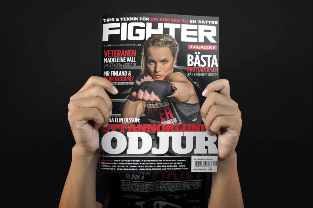 Fighter Magazine 2-2015