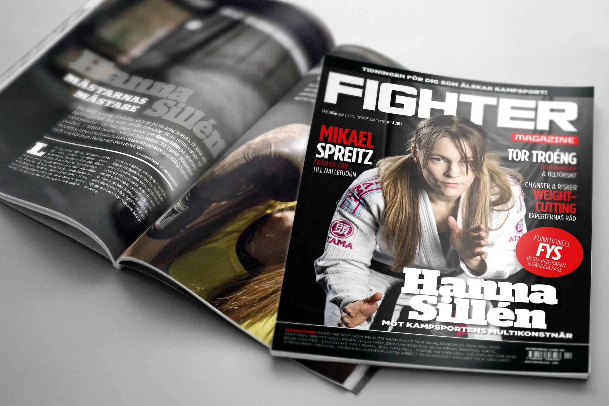 Fighter Magazine 4-2015